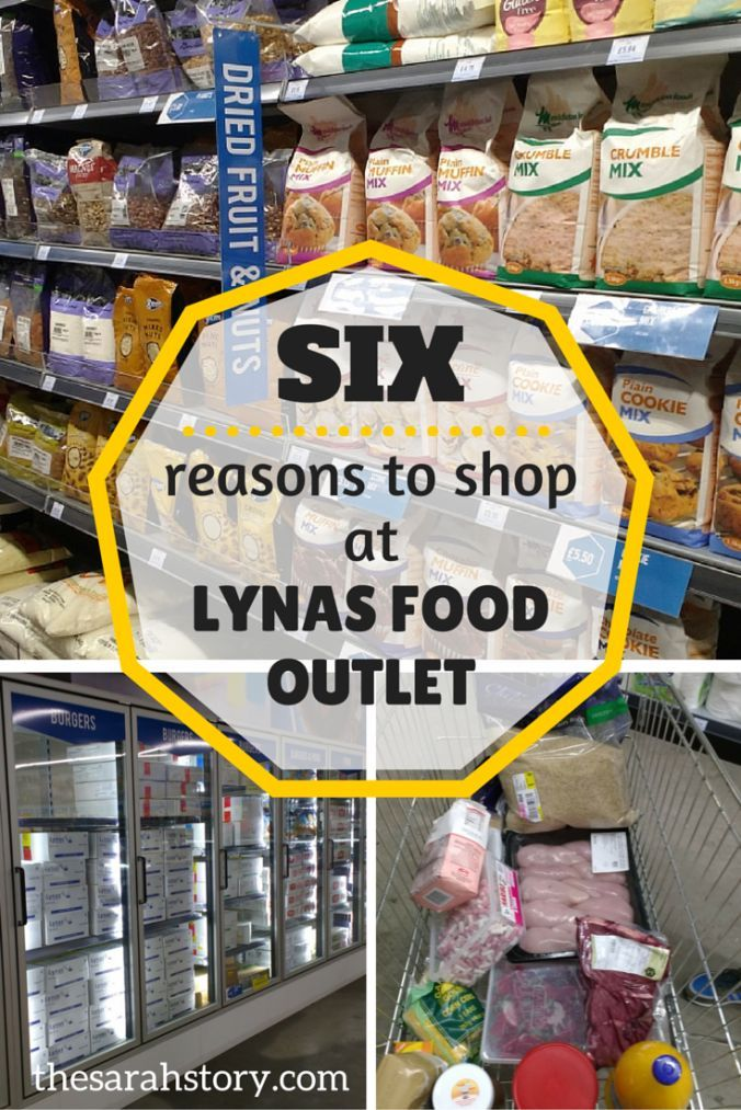 6 reasons to shop at Lynas Food Outlet