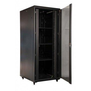 42ru 800mm Wide 1000mm Deep Server Rack Enclosure 1 400 00 Ex Gst Server Rack Locker Storage Dvr Storage