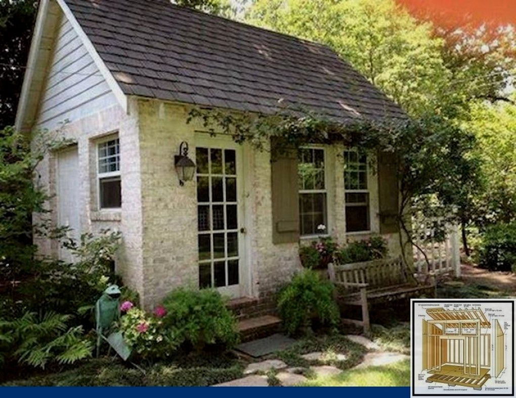 Diy shed plans 4 x 10. How much does it cost to build a ...