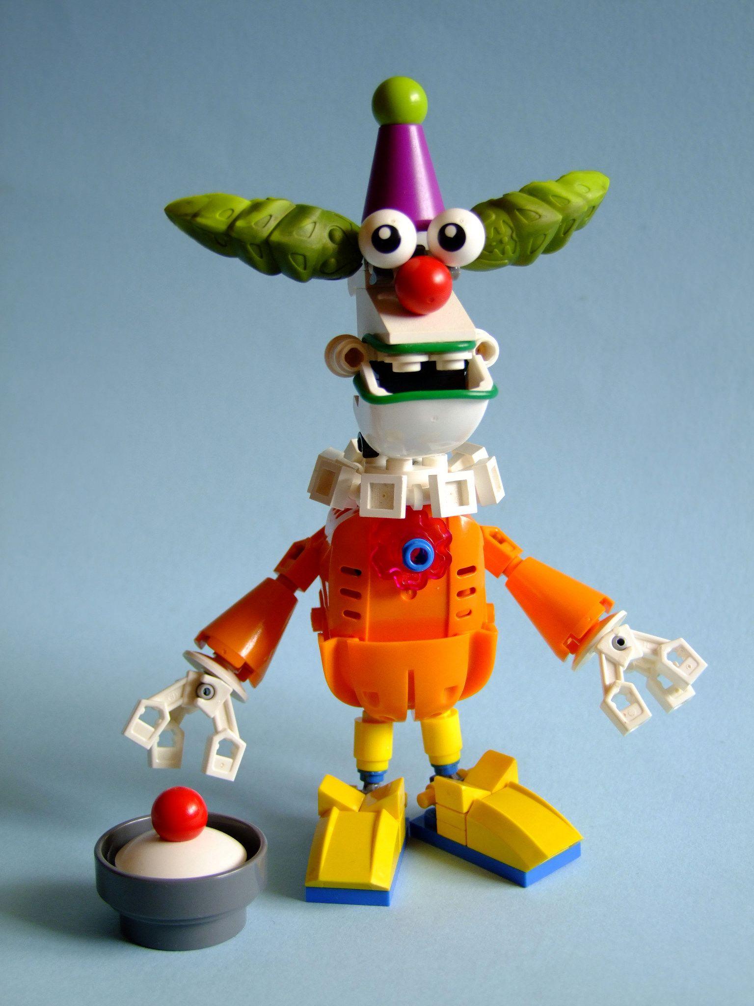 Mr. Giggles Cool lego, Lego creations, Giggle