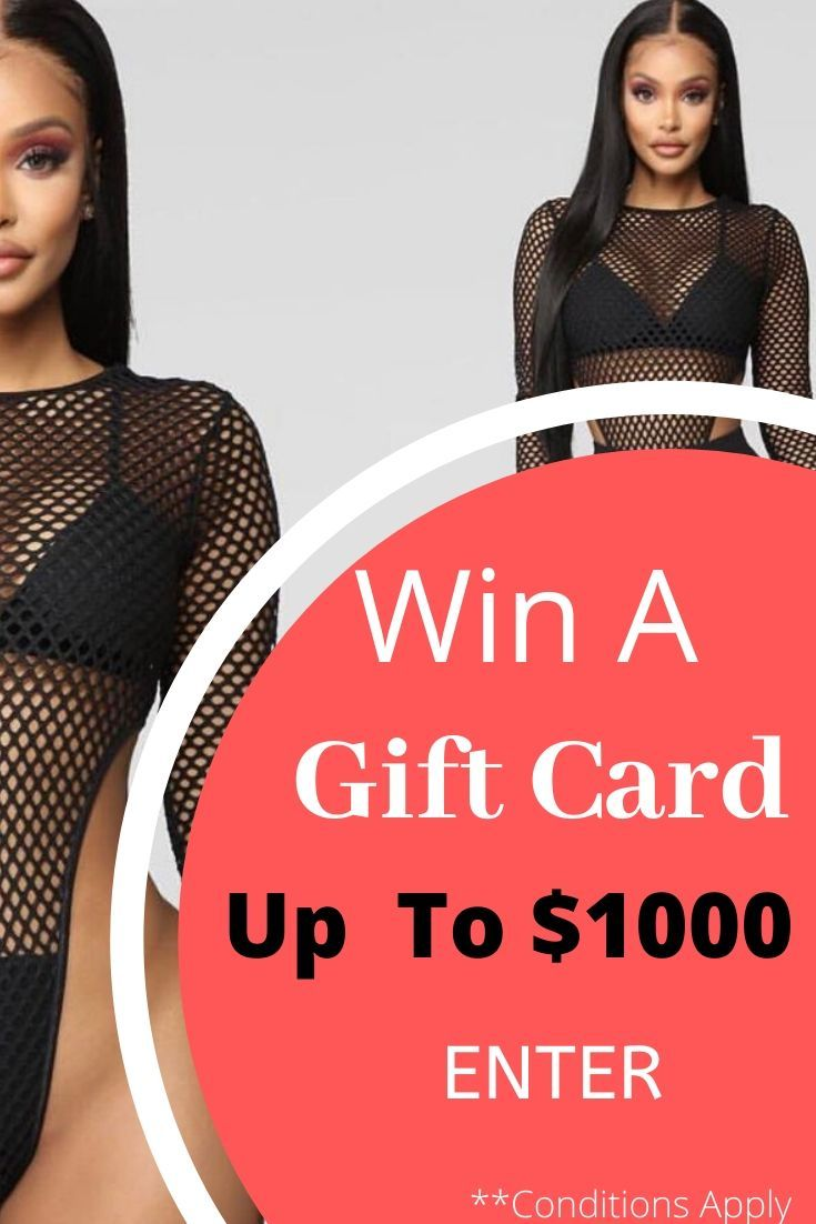 Check it out enter your name and email for your chance