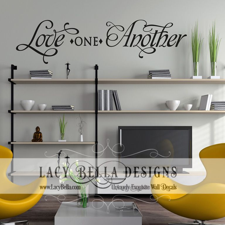 Love One Another\