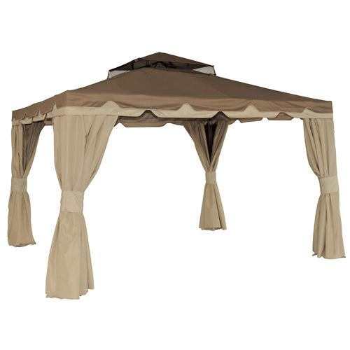 Rona Victoria 10 X 12 Gazebo Replacement Canopy Garden Winds Canada Replacement Canopy Gazebo Gazebo Replacement Canopy