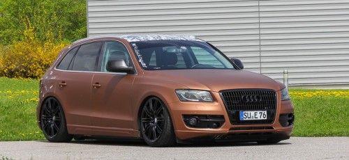 The King S Car 3f Tuning Fur Den Audi Q5 Wie Man Aus Einem Suv