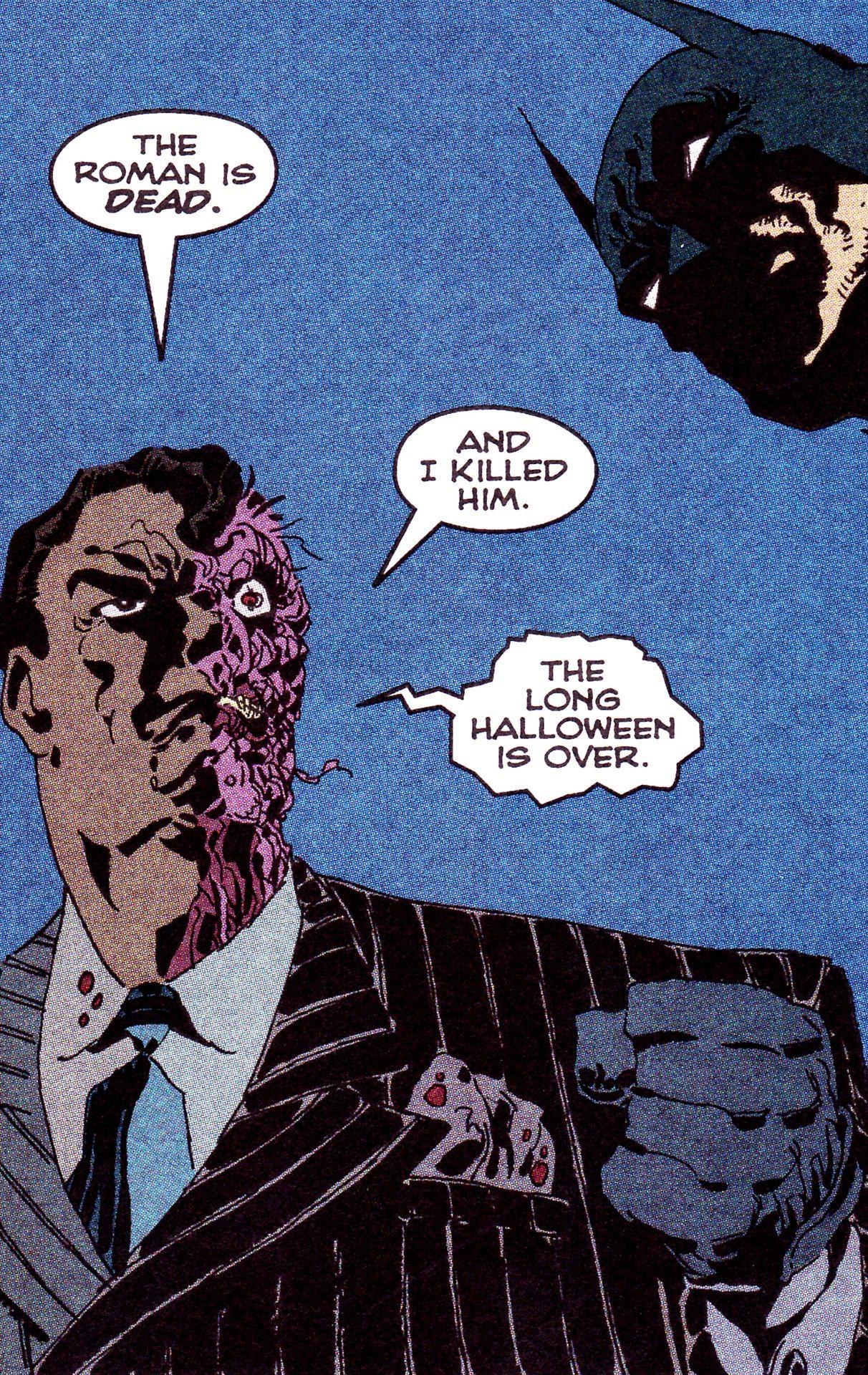 Selina Kyle Batman: The Long Halloween #1 (December 1996) Art by ...