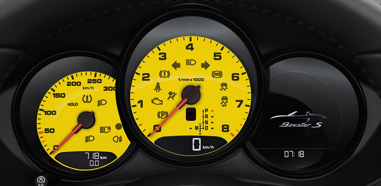 Take A Look At This Mobile Friendly Guide To Porsche Dashboard Warning Lights
