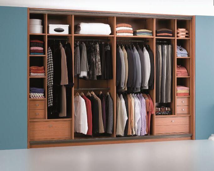 Quien no quisiera tener unos interiores de armario asi - Diseno interior de armarios ...