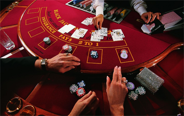 Seems crazy to compete where you do not control the variables but blackjack tournaments are as much entertaining as the poker tournaments