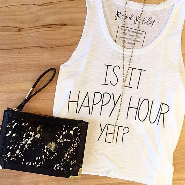 Friday Feels... On sale now! . . . . . . #champagne #fridayfeels #friyay #sale #happyhour #madeinla #madeinamerica #basicbitch #basics #graphics #pll #stylemepretty #fashiongram #fashionstyle #denverstyle #denverblogger #sdstyle #sdstylebloggers #mobileboutique #asos #igshop #shop #shopsmall #shopsandiego #shopdenver #boho #bohochic #friday #isithappyhouryet #bm
