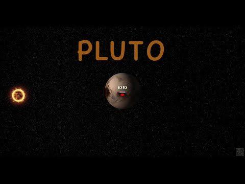 Planet Song For Kids Solar System Songs For Children Pluto