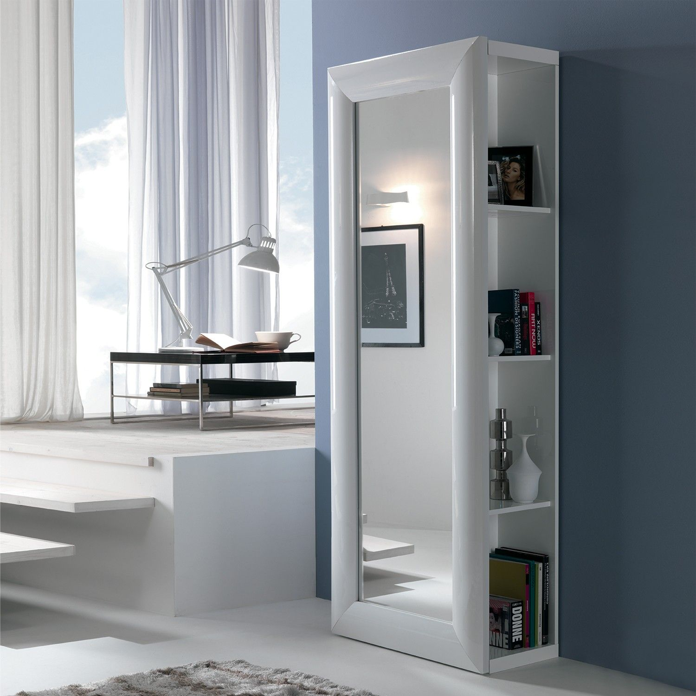 Mobile Ingresso Slide Con Anta A Specchio Scorrevole ...