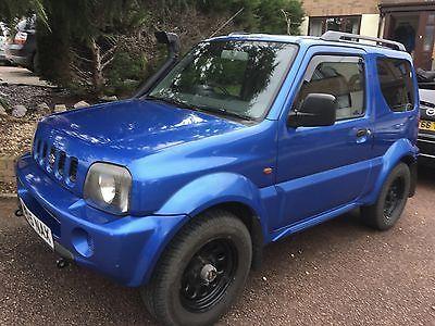 eBay: Suzuki Jimny JLX 1.3 4x4 Off-roader many new parts #carparts