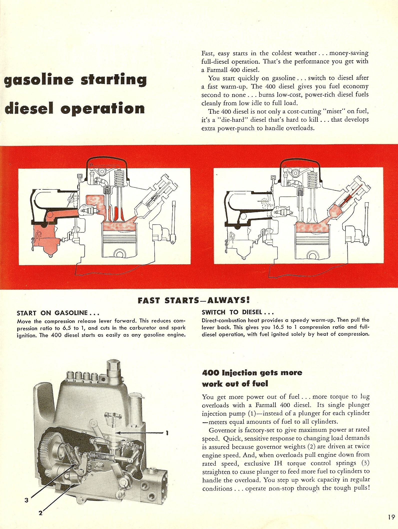 hight resolution of 1955 farmall 400