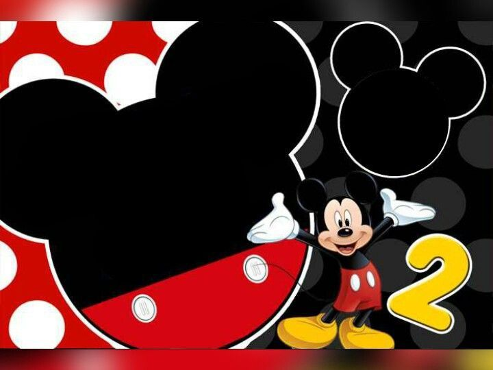 826164387ddf85e055425cd830fab7bfjpg 720×540 pixels fiesta de - mickey mouse invitation template