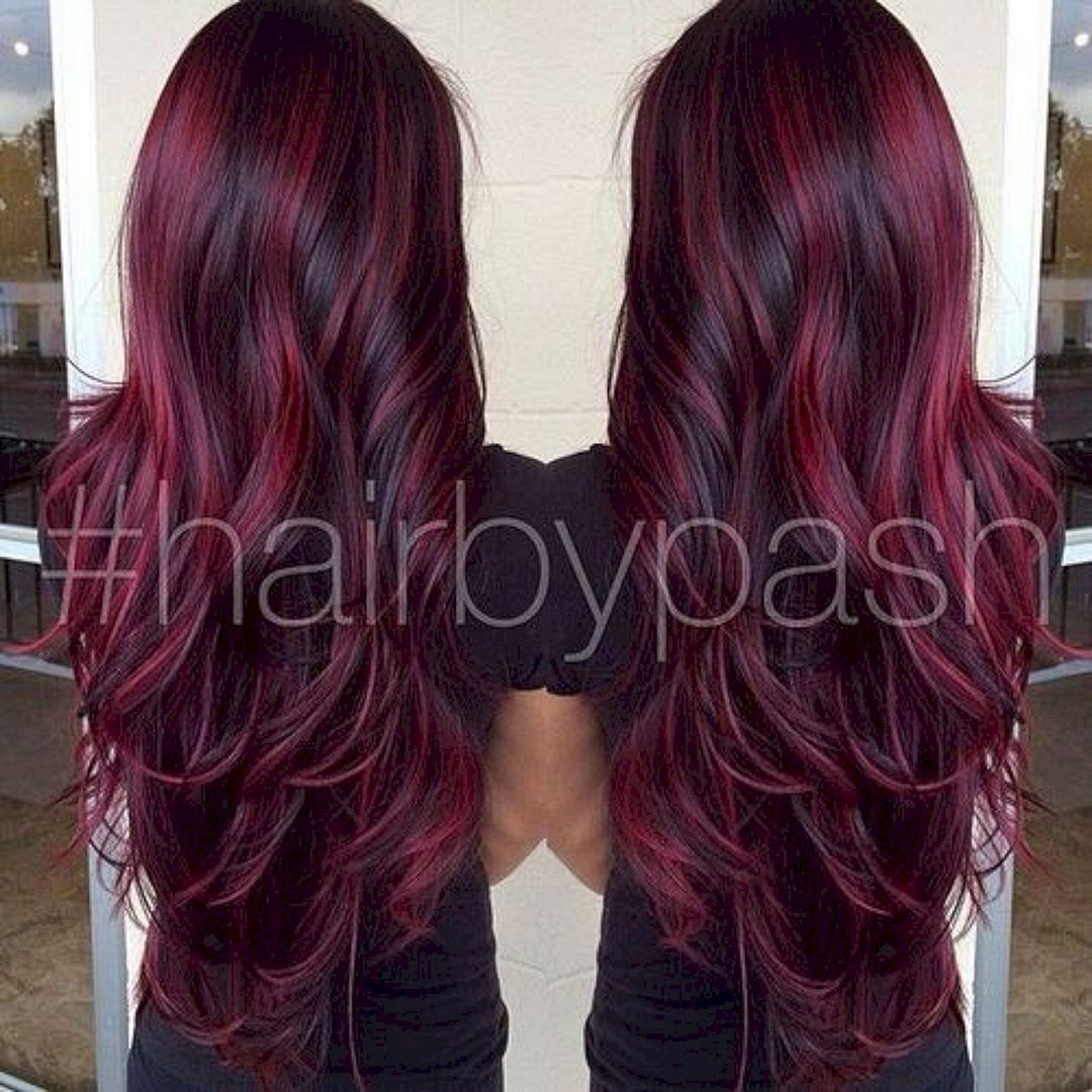 Want To Make A Bold Beautiful Statement With Your Hair Color Olia 4 62