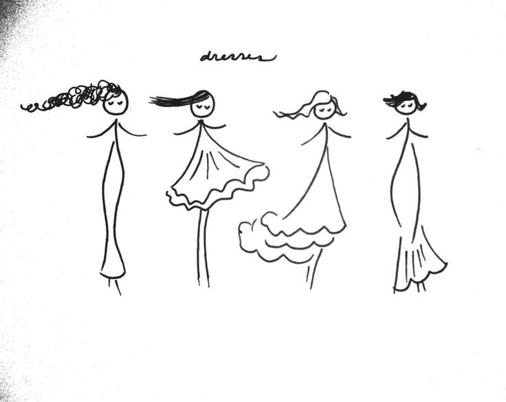 A Simple Form Of Happy: 10 Stick Figure Drawings That Will Make