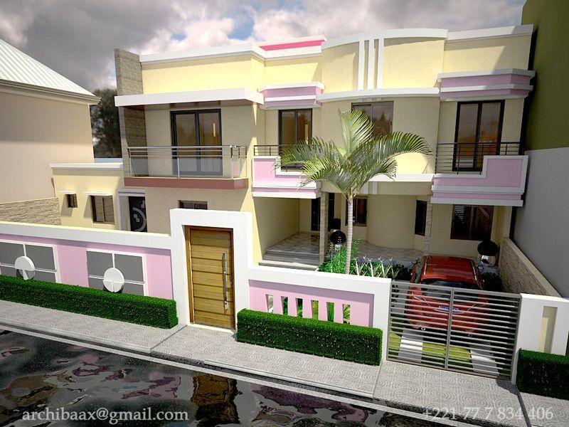 Maison3dsenegal Maison 3d Plan Maison 3d Maison Architecte