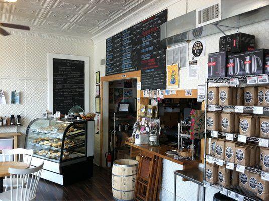 Zeke S Roastery Yelp Coffee Shop Cafe Shop Liquor Cabinet