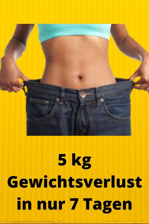Gewichtsverlust Schwindel Müdigkeit und Kopfschmerzen