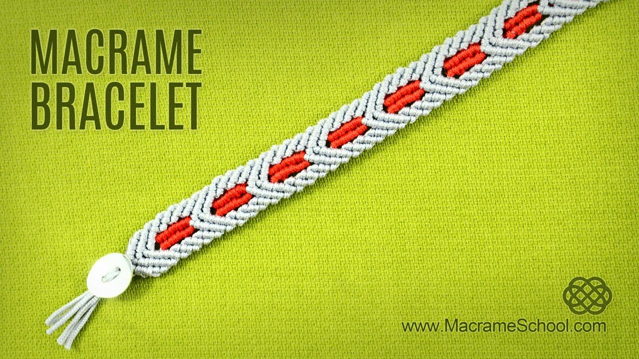 how to make macrame youtube