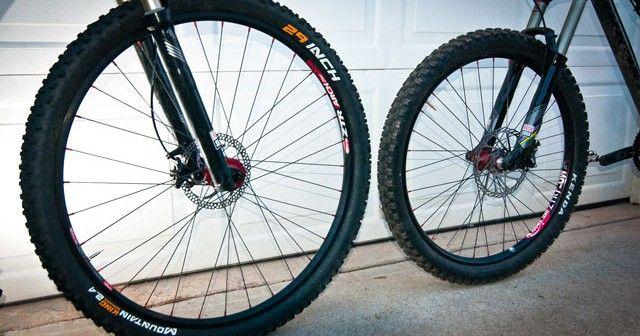 Ending The Debate 29er Vs 650b 27 5 Vs 26 Mountain Bike 26