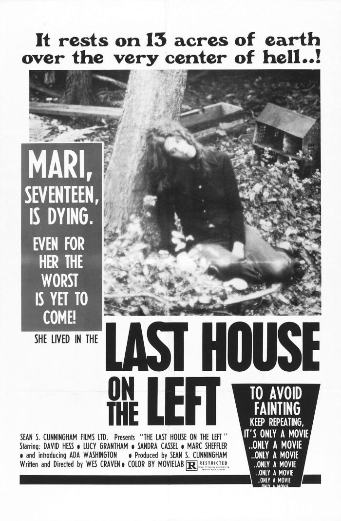 Arrow Video Bluray Review The Last House on the Left