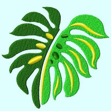 Hawaiian Leaf Applique Pattern Google Search Akalei Pinterest