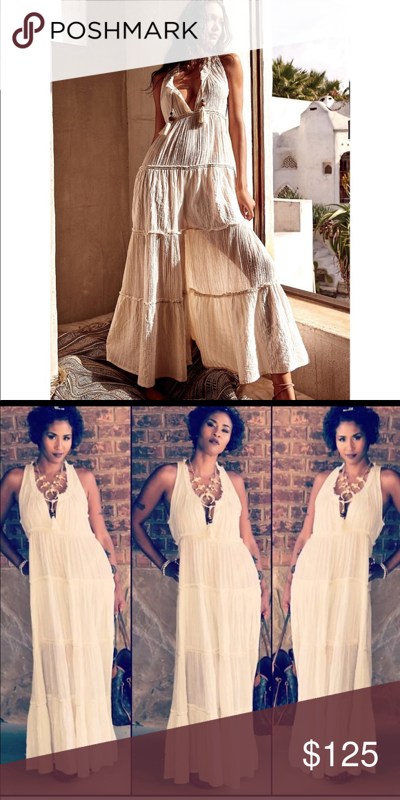 3dc2dc8b6e Freepeople beach bum jumpsuit One size fits most Ethereal jumpsuit in a  lightweight semi-sheer