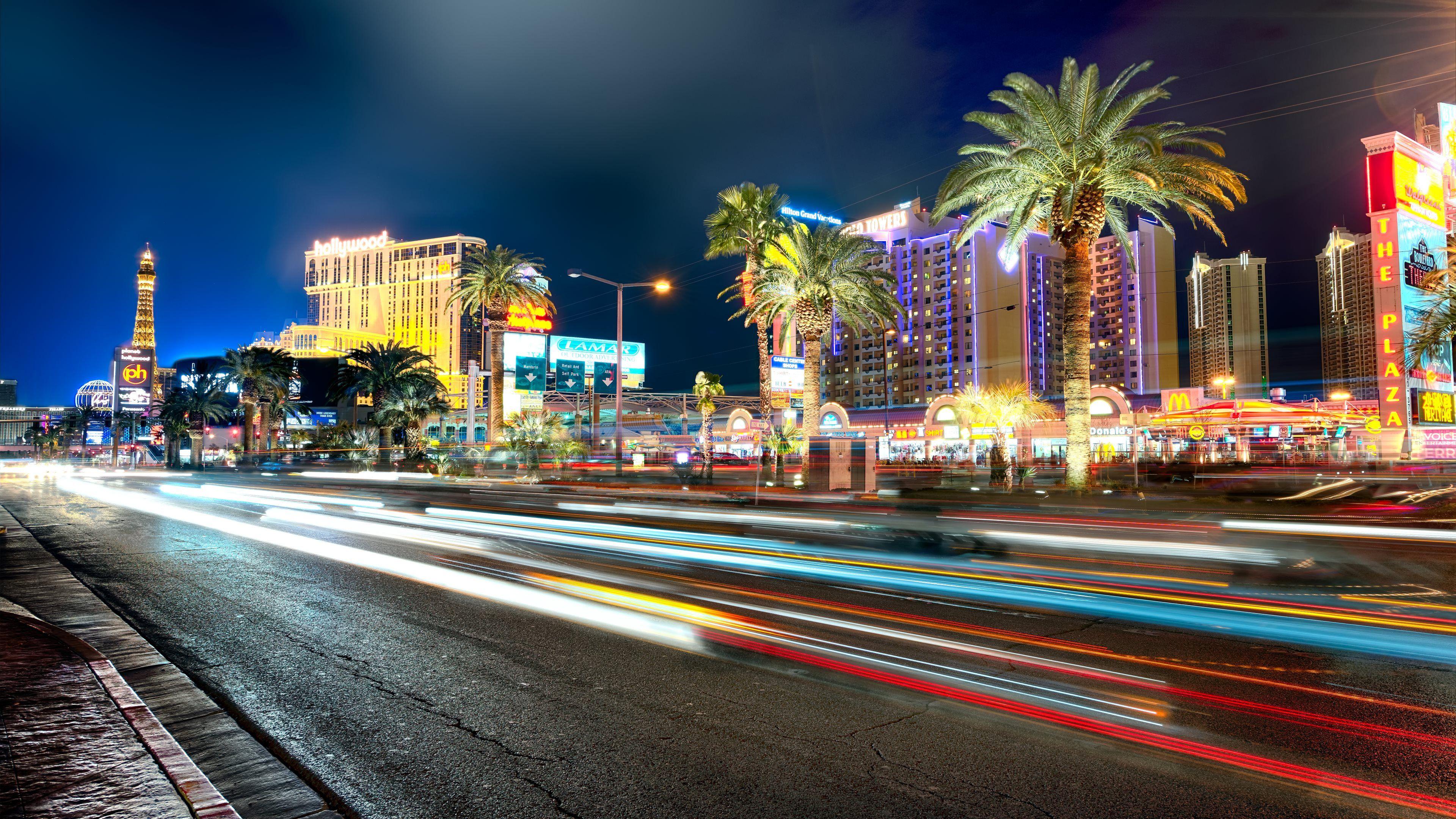 Las Vegas Wallpapers HD Wallpaper Лас вегас, Ночная