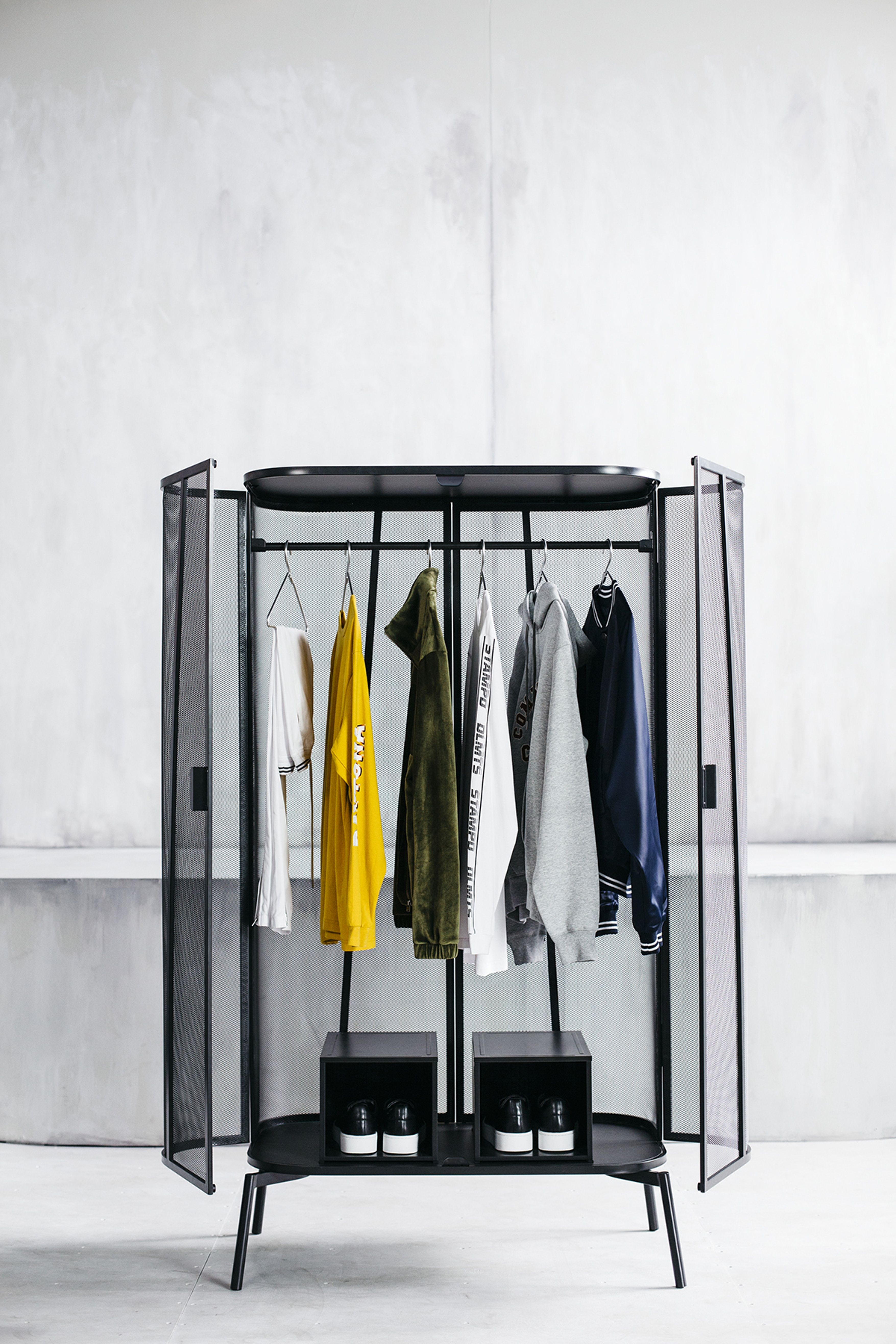 Ikea Schlafzimmerschrank Hopen An Exclusive Look At Stampd Ikea S Full Collaborative Collection