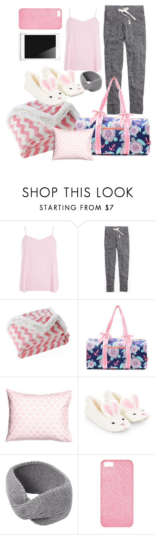 """Sleepover"" by geniiie ❤ liked on Polyvore featuring Dorothy Perkins, Madewell, Lala + Bash, H&M, Accessorize, Moa' and Maison Takuya"