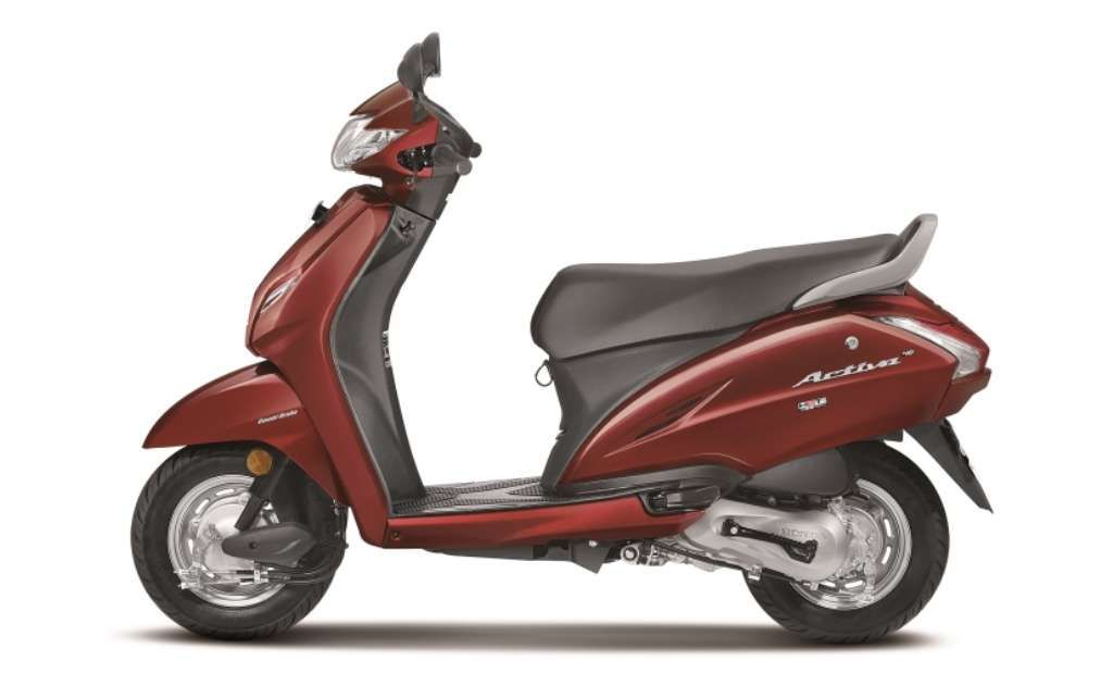 2017 Honda Activa 4g Bs Iv Launched Priced At Rs 50 730