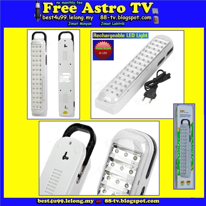Dp Led Rechargeable Emergency Light Super Bright Pasar Malam Camping M Best Price In Malaysia In 2020 Emergency Lighting Led Light