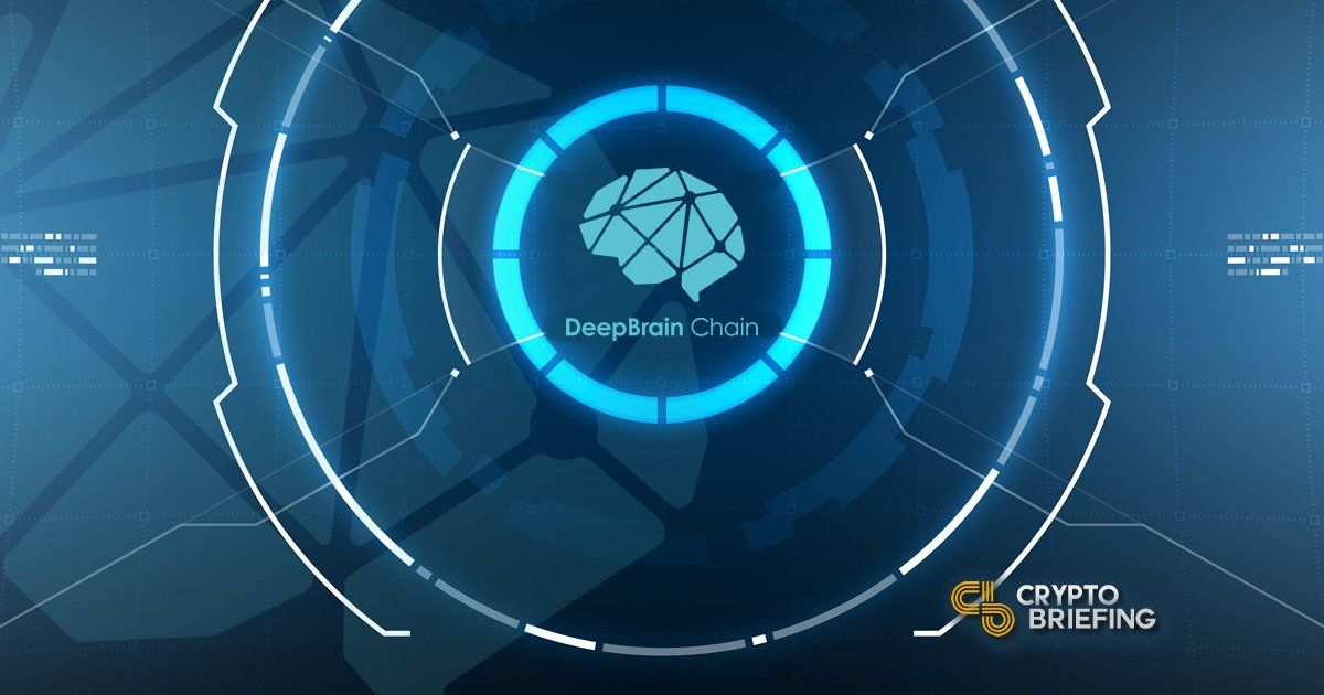 deep brain chain cryptocurrency