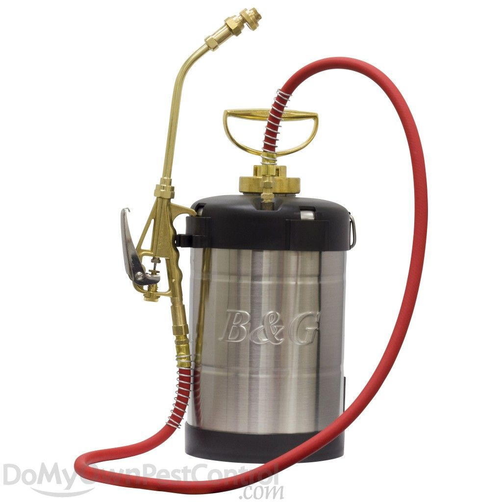 B G 1 Gallon Sprayer With 24 Inch Wand N124 S 24