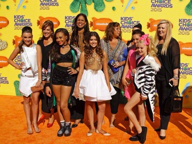 dance moms 'best reality tv show' kca's 2015 | Dance