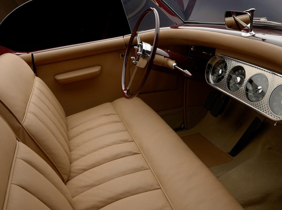 1949 Vince Gardner Special Interior Studebaker With Images Unique Cars Automotive Design Studebaker