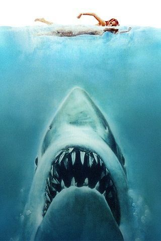 Movie Inspired Wallpaper For Your Iphone Designrfix Com Scary Animals Shark Powerful Pictures