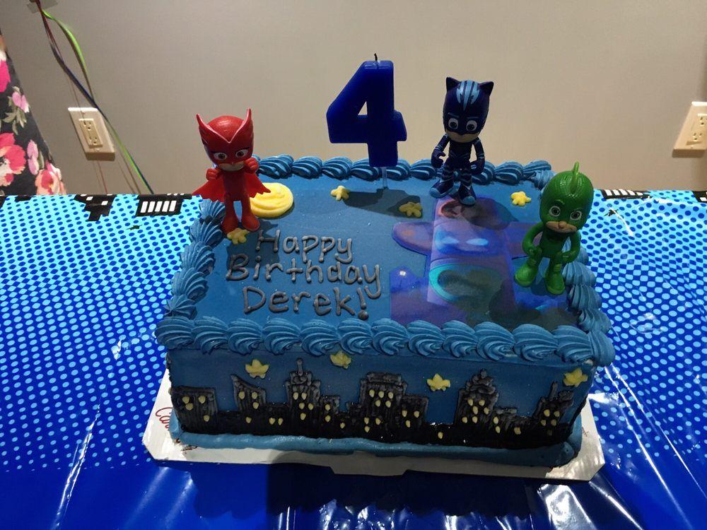Photo of Carvel Brooklyn NY United States PJ MASK cake