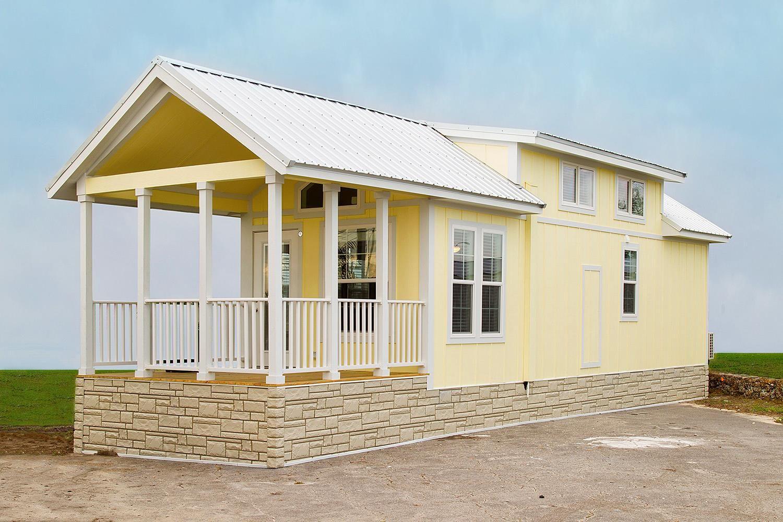 Strictly Manufactured Homes Park Model Homes Model