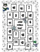 Free Picture Directions for 12 Math Games {printable