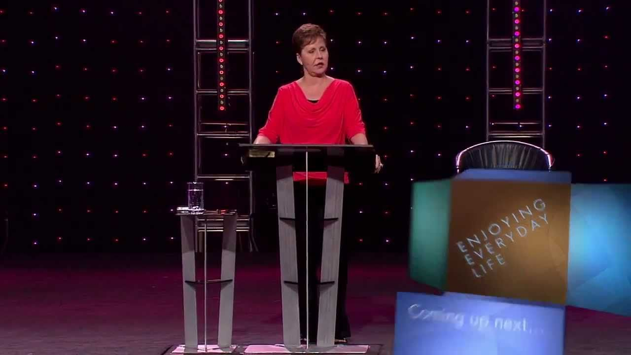 Joyce Meyer Get Rid of the Victim Mentality