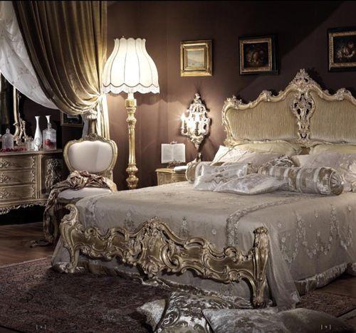 Baroque Style Bedroom Decoration Baroque Pinterest Cendrillon