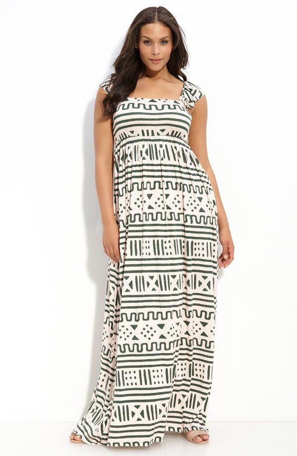 rachel pally stripe maxi dress from | wardrobe inspiration