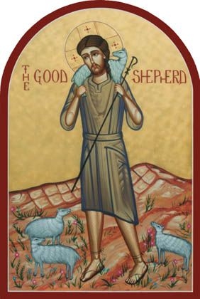 """shepherd icon   ... to without prior permission from """"COME AND SEE"""" Icons, Books & Art"""