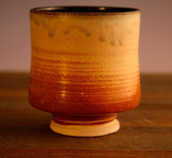 Yumomi Style Teabowl by FreeHillPottery on Etsy