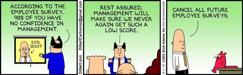 Dilbert Engagement Employee Engagement Pinterest Employee - employee survey