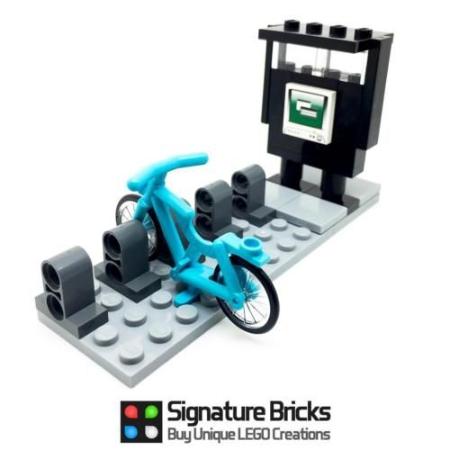 Lego Bike Bicycle Red City Train Friends ****NEW and GENUINE****