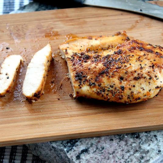 Lemon Pepper And Herb Chicken Marinade (Panera Copycat