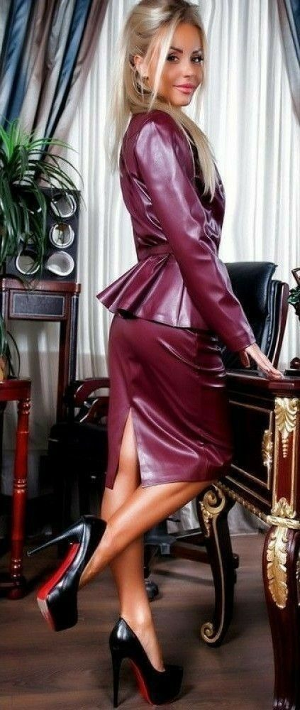 кожаная юбка бдсм